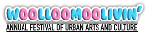 Woolloomooliving Festival Logo
